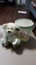 Annette Funicello Beary 'Licious! Ice Cream Bear Lime Divine