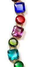 Kate Spade Crystal Kaleidoscope Bracelet NWT RARE Gorgeous Yet Delicate Sparkle!