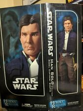 Star Wars Han Solo Rebel Captain: Bespin 1:6 Scale Figure Sideshow Collectibles