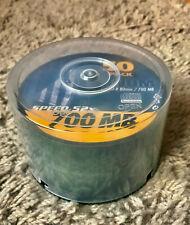 Platinum CD-R 50er Spindel 700MB 52x Speed CD-Rohlinge