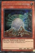 YUGIOH!! Der Weiße Stein Der Legende LCKC-DE010! Secret Rare! Near Mint! 1st!