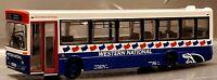 EFE  20633 Dennis Dart Plaxton Pointer Single Deck Bus Western National  1-76