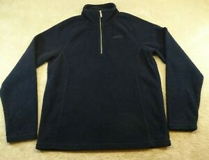 Craghoppers Sweater Adult Medium Blue Jumper Polyester Outdoors Mens
