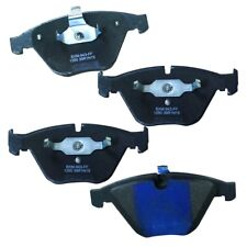 Disc Brake Pad Set-Stop Semi-Metallic Brake Pad Front Bendix SBM1260