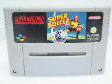 SUPER SOCCER   SNES Super Nintendo   nur das Modul   PAL