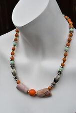 Bijouterie Halskette ähnlich Kubismus Art Deco Kette