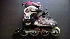 Paire de ROLLERS FILA MASTER DF Taille 39 ABEC 7 Roues 80mm