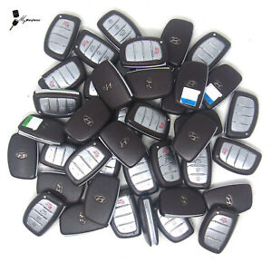 Lot x42 Hyundai Elantra Remote Keyless Entry Smartkey Used TESTED - CQOFD00120