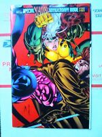 Special X-Men Anniversary Issue #45 HOLOGRAM Letters Marvel xmen x men Oct 1995