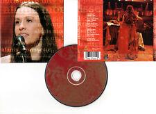 """ALANIS MORISSETTE """"MTV Unplugged"""" (CD) 1999"""