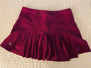lululemon Run Skirt 4