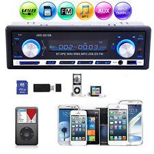Autoradio KFZ Radio Bluetooth SD/USB/MP3/WMA/AUX-In Tuner Freisprech 4-Kanal AL3