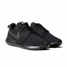 ... nike tanjun black white 812654 011 mens running shoes training sneakers  9