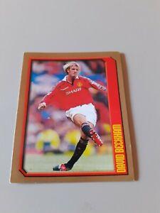 Maerlin - English Premier League 1999/00 - David Beckham - #274
