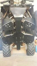 Can Am Outlander XT 07-11 MAX/XMR 500 650 800 Skid plate - Aarm guards-Floorbrds