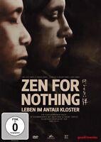 DOKUMENTATION - ZEN FOR NOTHING   DVD NEU