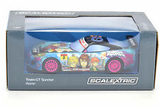 "Scalextric ""Sunrise"" Team GT Anime 1/32 Scale Slot Car C3838"