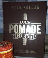 Stan Soldan: Das POMADE Buch, Styling der 1920er bis 1950er Jahre
