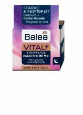 Balea  Firming Night Cream Very mature Skin hydrates nourishes skin 50 ml