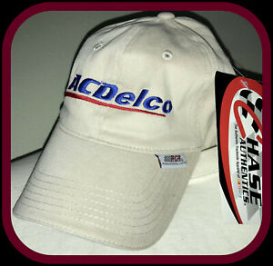 2003 CHASE AUTHENTIC AC DELCO RUSTY WALLACE ADULT FLEX FIT ONE SIZE FITS ALL CAP