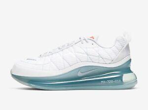 Nike Mens MX-720-818 White / Indigo Fog Trainers - uk 8.5 - eu 43 -