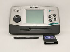 Tiger Game.Com + Lights Out Game Handheld Console System Working Dead Pixels