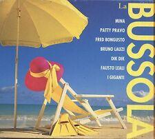 La Bussola -  MINA PATTY PRAVO BONGUSTO LAUZI DIK DIK CD USATO OTTIME CONDIZIONI