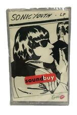 Sonic Youth Goo Cassette Tape DGC Records D5G 24297 Sealed New Rare