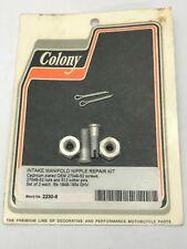Harley-Davidson Colony Intake Manifold Nipple Repair Kit 2230-6 New 27049-52 H-D