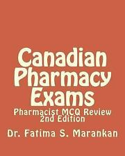 Canadian Pharmacy Exams: Canadian Pharmacy Exams : Pharmacist MCQ Review by...