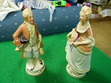 Beautiful Vintage Porcelain Figurines by COVENTRY USA...Louis and Antionette
