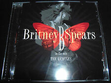 Britney Spears In The Mix The Remixes (Hong Kong) CD – Like New