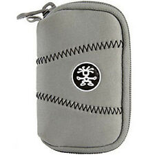 Crumpler The P.P. 45 Camera/Phone/MP3 Player Pouch - Silver