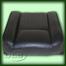 Deluxe Vinyl Black Outer Seat Base Cushion - Land rover Series 3 (MRC6980)