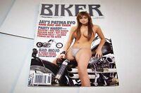 JUNE 2007 #246 BIKER motorcycle magazine