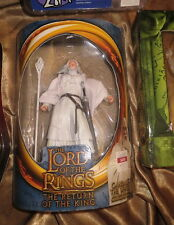 The Lord of the Rings GANDALF THE WHITE THE RETURN OF THE KING VERY RARE