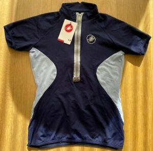 Brand New Original CASTELLI SOFT-FLEX CYCLING Jersey L Women