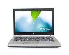 "HP 8470P 14"" Laptop Windows 10 Dual Core 3rd Gen i5 2.6Ghz 8GB RAM 320GB HD WiFi"