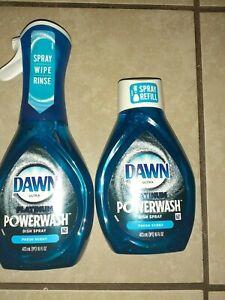 Dawn Platinum Powerwash Dish Spray and Refills Fresh Scent 16 fl oz PACK OF 2