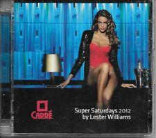 """Super Saturdays 2012"" - Lester Williams - Compilation 25 titres [CD]"