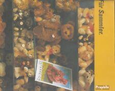 Austria nuevo con goma original 2002 Jahreszusammenstellung el Austria Correos