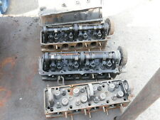 3 x Ford Escort Sierra Transit 1600 OHC Pinto Cylinder Heads Spares Repairs