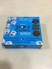 Rory's Story Cubes - Actions - Story Telling Dice Game ***Brand New Boxed***
