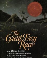 The Great Frog Race: And Other Poems by George, Kristine O'Connell