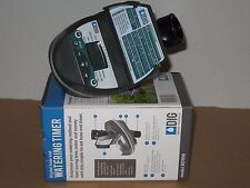 ELECTRONIC WATER TIMER GARDEN HOSE END AUTOMATIC WATERING CONTROLLER