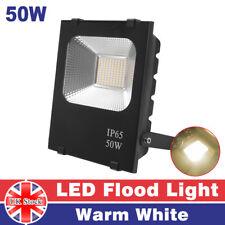 PIR10W 20W 30W 50W Motion Sensor LED Floodlight Outdoor Security Flood Light  UK