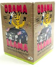 New Obama Llama Rhyming Party Board Game Family Game Night Celebrity