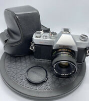 Mamiya Msx 500 + Auto Mamiya/Sekor SX F.2/50mm Lens  SLR Camera - [Fully Mint]++