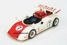 EBBRO Toyota 7 Canam 1969 White/Red 1/43 Scale Diecast Model