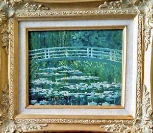 Willard Metcalf Oil American Impressionist The Ten Old Lyme Circa 1890s Original